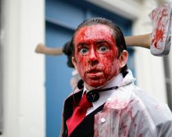 Patrick Bateman costume from American Psycho
