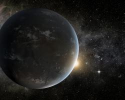Kepler-62f with 62e as Morning Star