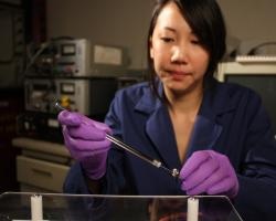 Researcher creates artificial membrane