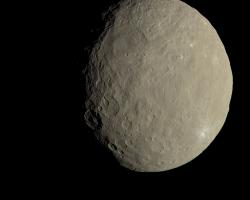 Dwarf Planet Ceres from NASA's Dawn spacecraft