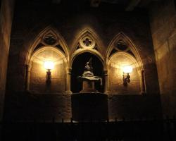The Sorting Hat at the Wizarding World of Harry Potter