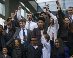 The 21 youths suing the American government for inaction on climate change