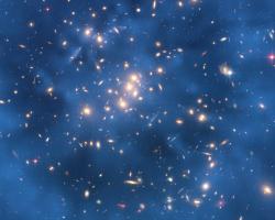 A ring of dark matter