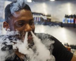 Vaping, e-cigarettes