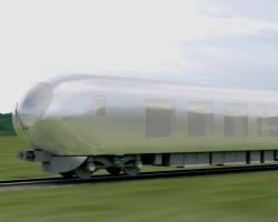 Seibu Railway Company invisible train