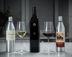 Kuvee, the world's first smart wine bottle
