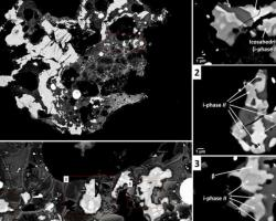 Khatyrka meteorite found to have third quasicrystal