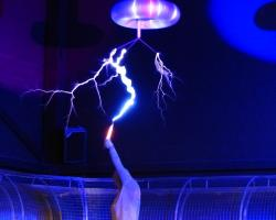 The tesla coil