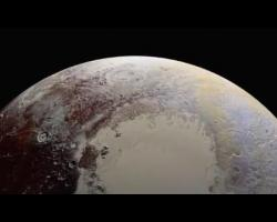New Horizons' Best View of Pluto's Craters, Mountains and Icy Plains