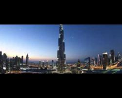 SkyCanvas Promotion Movie (Dubai, Singapore, Japan)