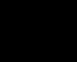 Nuclear atom symbol