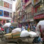 City of Dhaka in Bangladesh
