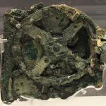 Antikythera mechanism fragment