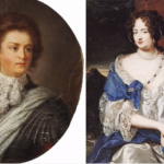 A love story between Philip Königsmarck and Georg Ludwig's wife Sophia Dorothea