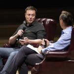 Elon Musk in an interview at Stanford FutureFest